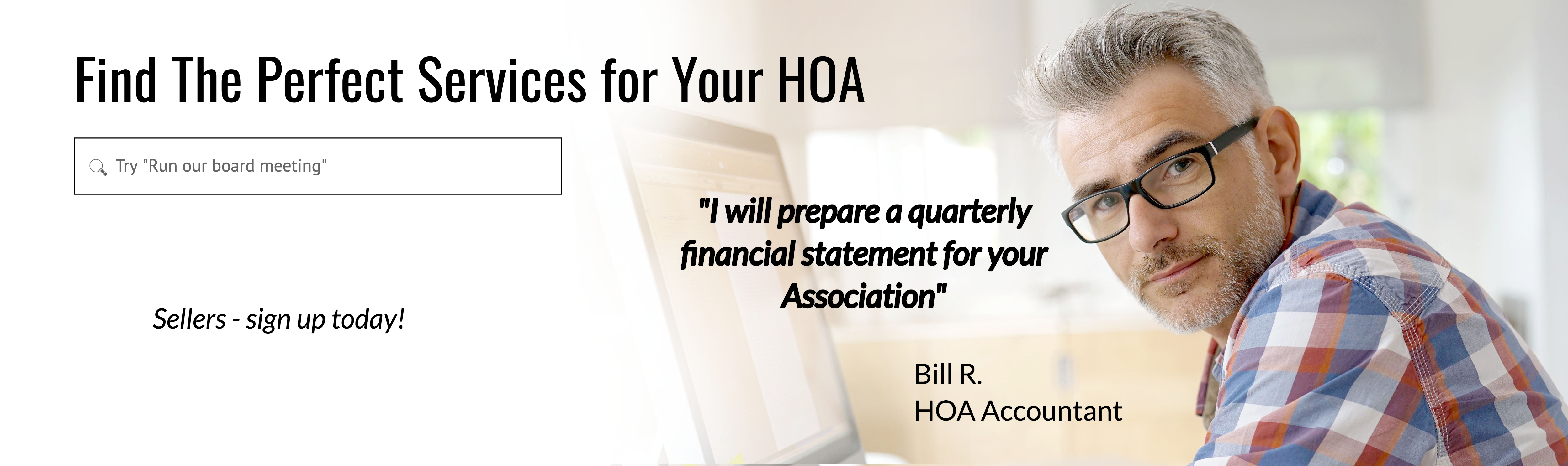 HOA services cover